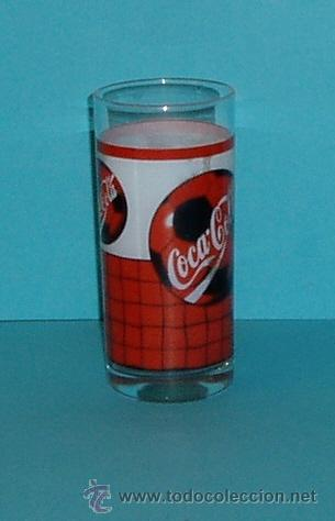 VASO DE COCA-COLA. FRANCIA. 1998 (Coleccionismo - Botellas y Bebidas - Coca-Cola y Pepsi)