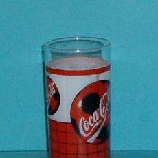 Coleccionismo de Coca-Cola y Pepsi: VASO DE COCA-COLA. FRANCIA. 1998. Lote 23982910