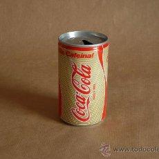 Coleccionismo de Coca-Cola y Pepsi: LATA DE COCA-COLA SIN CAFEINA.. Lote 24596137