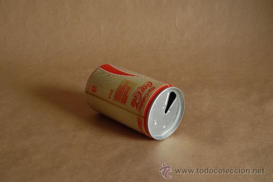 Coleccionismo de Coca-Cola y Pepsi: Lata de Coca-Cola Sin Cafeina. - Foto 2 - 24596137