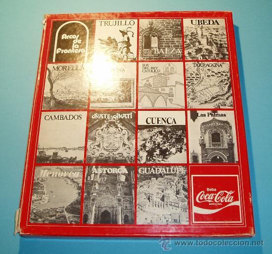 PATRIMONIO ARTÍSTICO I. EDITADO POR LOS CONCESIONARIOS ESPAÑOLES DE COCA-COLA (Coleccionismo - Botellas y Bebidas - Coca-Cola y Pepsi)