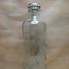 Coleccionismo de Coca-Cola y Pepsi: BOTELLA COCA-COLA -120 ANIVERSARIO - REPLICA BOTELLA USADA EN LOS AÑOS 1898-1899 COKE COCACOLA. Lote 26832032