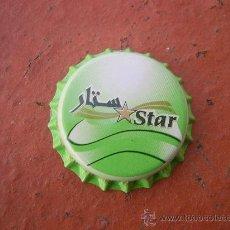 Coleccionismo de Coca-Cola y Pepsi: 1 CHAPA REFRESCO LIMÓN STAR. ARGELIA. NUEVA Y DESCATALOGADA.----LOTE N. 1087---. Lote 25508305