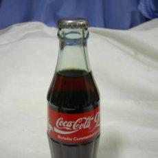 Coleccionismo de Coca-Cola y Pepsi: BOTELLA DE COCA-COLA CONMEMORATIVA BARCELONA '92 Y EXPO DE SEVILLA '92 PATR. OFICIAL. Lote 27016657