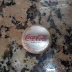 Coleccionismo de Coca-Cola y Pepsi: TAPON ROSCA COCA COLA. Lote 25968450