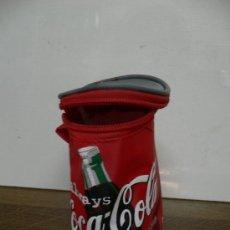 Coleccionismo de Coca-Cola y Pepsi: PORTA LATAS COCA-COLA . Lote 100190743