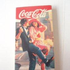 Coleccionismo de Coca-Cola y Pepsi: ANTIGUA CAJA DE CERILLAS CASA COCA COLA CON SEIS CAJAS DENTRO DE LOS AÑOS 90 LAS CAJAS ESTA LLENAS. Lote 26518338