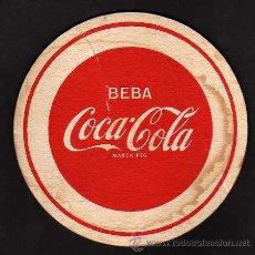 Coleccionismo de Coca-Cola y Pepsi: ANTIGUO POSAVASOS COCA-COLA. Lote 26648260