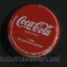 Coleccionismo de Coca-Cola y Pepsi: CHAPA COCA-COLA. Lote 26854931