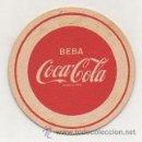 Coleccionismo de Coca-Cola y Pepsi: COCA COLA. POSAVASOS. POSA VASOS.. Lote 26902341