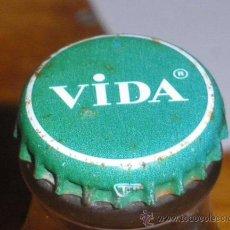 Coleccionismo de Coca-Cola y Pepsi: CHAPA DE CORONA ZUMOS VIDA.. Lote 27117233