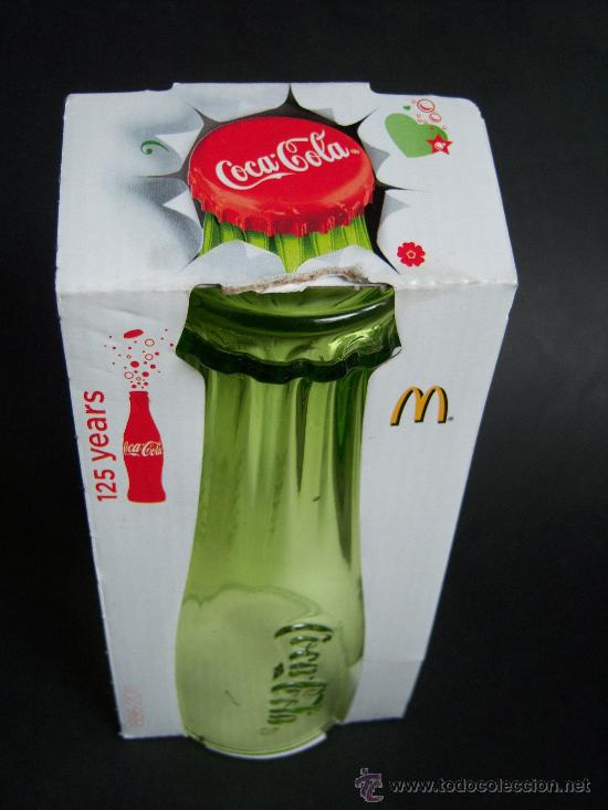 Vaso coca cola con base en forma de chapa y cue comprar - Chapa coca cola pared ...