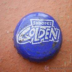 Coleccionismo de Coca-Cola y Pepsi: 1 CHAPA REFRESCO GOLDEN. VENEZUELA.-----LOTE N. 271------. Lote 28338980