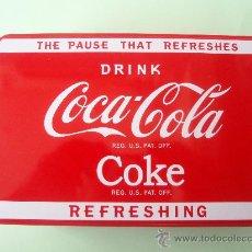 Coleccionismo de Coca-Cola y Pepsi: BONITA CAJA DE LA CASA COCA COLA NUEVA. Lote 28273991