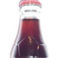 Coleccionismo de Coca-Cola y Pepsi: BOTELLA COCA COLA DE VIDRIO VACIA CON SU CHAPA ORIGINAL COPA AMERICA DE ARGENTINA 2011 . Lote 45590905