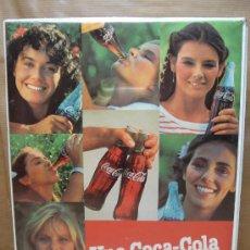 Coleccionismo de Coca-Cola y Pepsi - CARPETA ANILLAS - COCA COLA AÑOS 70s - LIBRETA - COCACOLA COKE - 28514669