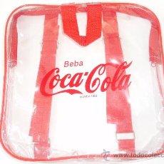 Coleccionismo de Coca-Cola y Pepsi: ANTIGUA MOCHILA DE LA CASA COCA COLA NUEVA . Lote 28654522