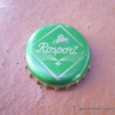 Coleccionismo de Coca-Cola y Pepsi: 1 CHAPA AGUA ROSPORT. LUXEMBURGO. DESCATALOGADA.----LOTE N. 240---. Lote 28791510