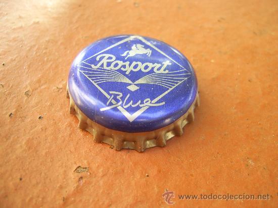 Coleccionismo de Coca-Cola y Pepsi: 1 CHAPA AGUA ROSPORT. LUXEMBURGO. DESCATALOGADA.----LOTE N. 212------ - Foto 2 - 28791466