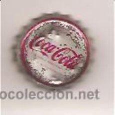 Coleccionismo de Coca-Cola y Pepsi: COCA-COLA – CHAPA CORONA – FONDO CORCHO. Lote 29149174