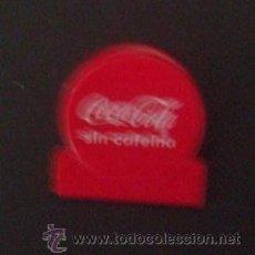 Coleccionismo de Coca-Cola y Pepsi: PINZA DE COCA COLA SIN CAFEÍNA. Lote 29237081
