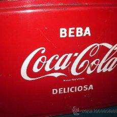 Coleccionismo de Coca-Cola y Pepsi: ANTIGUA NEVERA DE HIELO.. Lote 30522889
