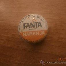 Coleccionismo de Coca-Cola y Pepsi: TAPON ROSCA FANTA NARANJA. Lote 30717505