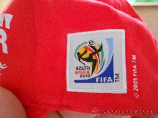 Coleccionismo de Coca-Cola y Pepsi: gorra fifa world cup africa 2010 by coca cola - Foto 2 - 31013443