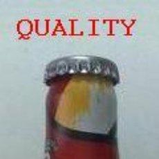 Coleccionismo de Coca-Cola y Pepsi: BOTELLA COCA COLA ALUMINIO EUROCOPA 2012. ESPAÑA NUEVA Y LLENA. Lote 40243429