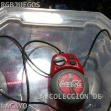 Coleccionismo de Coca-Cola y Pepsi: RADIO COCA-COLA , COCACOLA , COCA COLA CON AURICULARES. Lote 31838837