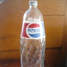 Coleccionismo de Coca-Cola y Pepsi: PEPSI / SERIGRAFÍA / 1 LITRO Y MEDIO. Lote 31935127