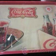 Coleccionismo de Coca-Cola y Pepsi: BANDEJA DE COCA COLA SIN USAR PERO YA TIENE UNOS AÑITOS.. Lote 36408689