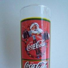 Coleccionismo de Coca-Cola y Pepsi: VASO COCA-COLA