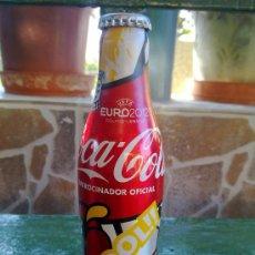 Coleccionismo de Coca-Cola y Pepsi: BOTELLA DE COCACOLA DE ALUMINIO DE 250 ML. GOOOL. . Lote 33146155