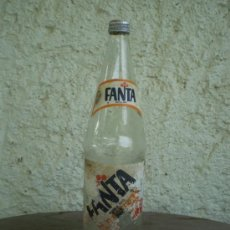 Coleccionismo de Coca-Cola y Pepsi: BOTELLA FANTA NARANJA TAPON ROSCA. Lote 33236768