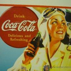 Coleccionismo de Coca-Cola y Pepsi: IMAN COCA COLA 10 X 8. Lote 33427835
