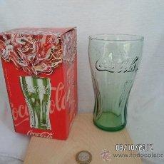 Coleccionismo de Coca-Cola y Pepsi: VASO DE COCA COLA. Lote 33554592