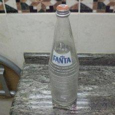 Coleccionismo de Coca-Cola y Pepsi: BOTELLA DE FANTA DE 1 LITRO. Lote 33647953