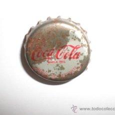 Coleccionismo de Coca-Cola y Pepsi: CHAPA COCACOLA CORCHO. Lote 34126291