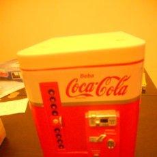 Coleccionismo de Coca-Cola y Pepsi: CAJA PORTA CDS DE COCA COLA AÑOS 90. Lote 34144623
