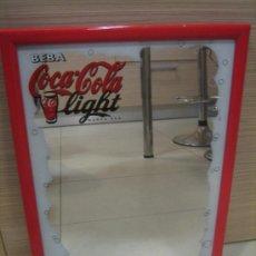 Coleccionismo de Coca-Cola y Pepsi: ESPEJO COCA-COLA. Lote 34497104