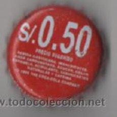 Coleccionismo de Coca-Cola y Pepsi: CHAPA COCA-COLA . Lote 34521271