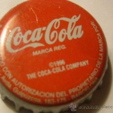Coleccionismo de Coca-Cola y Pepsi: CHAPA CORONA COCA COLA. Lote 34614934