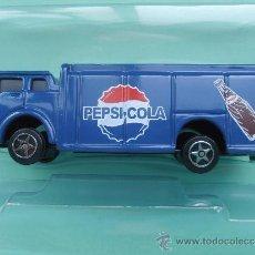 Coleccionismo de Coca-Cola y Pepsi: BONITO CAMION DE PEPSICOLA NUEVO EN SU CAJA. Lote 34864002