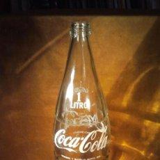 Coleccionismo de Coca-Cola y Pepsi: BOTELLA DE COCA COLA VACÍA DE VIDRIO.. Lote 44278886