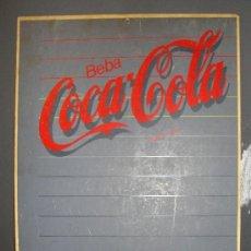 Coleccionismo de Coca-Cola y Pepsi: ANTIGUA PIZARRA COCA COLA. Lote 35552640