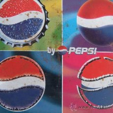 Collecting of Coca-Cola and Pepsi - BANDEJA METÁLICA PEPSI - 36022440