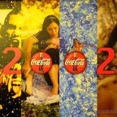 Coleccionismo de Coca-Cola y Pepsi: CALENDARIO 2002 COCA COLA. Lote 36101089