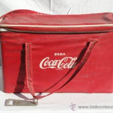 Coleccionismo de Coca-Cola y Pepsi: NEVERA PORTATIL COCA-COLA.. Lote 36471660
