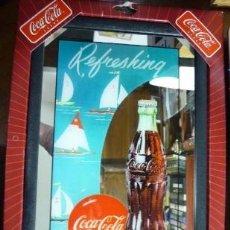 Coleccionismo de Coca-Cola y Pepsi: ESPEJO DE COLECCION DE COCA COLA. Lote 37099048